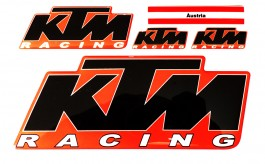 Kit Adesivos KTM Racing (90020801)